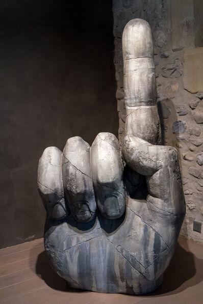 Sasha Serber, 'Hand ', 2014