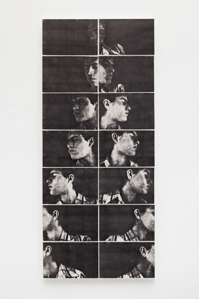 Mario Ramiro, 'Espelho invertido (Inverted mirror)', 1979