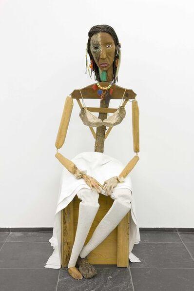 Jimmie Durham, 'Malinche', 1988-1992