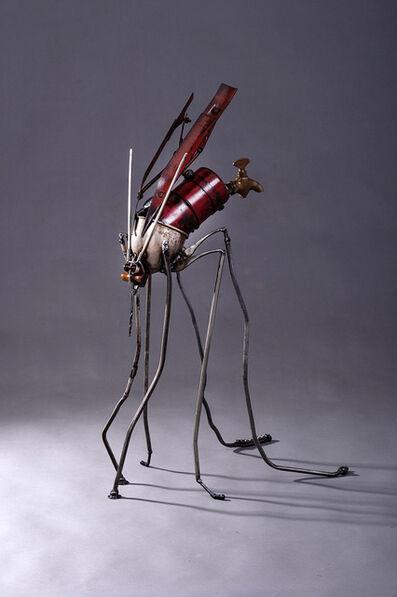 James Corbett, 'Red Mosquito', 2019