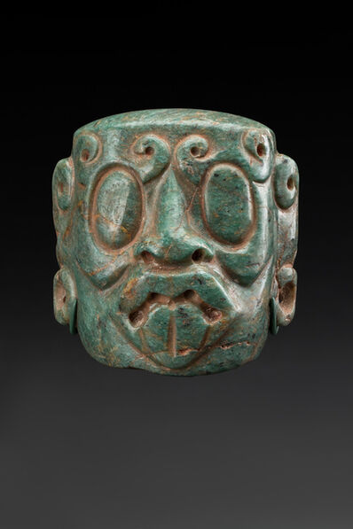 Unknown Artist, 'Mayan Sun God Mask', 600 BCE-900 BCE