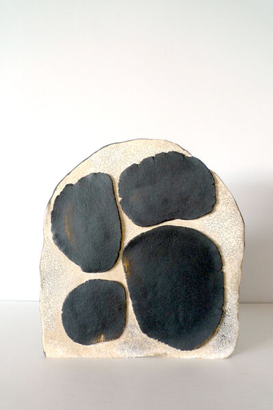 Keiko Narahashi, 'Untitled (Crackle with Black Spots)', 2018