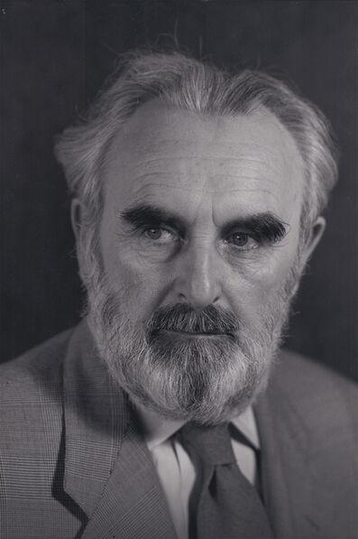 Julius Shulman, 'Portrait of Richard Neutra', 1965