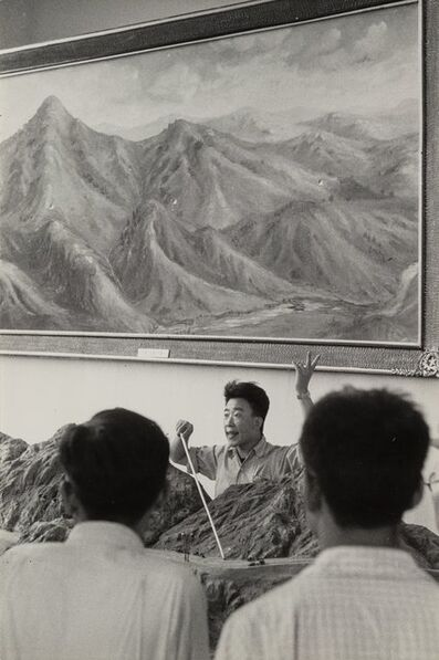 Henri Cartier-Bresson, 'Untitled (Teacher, Shanghai, China)', circa 1958