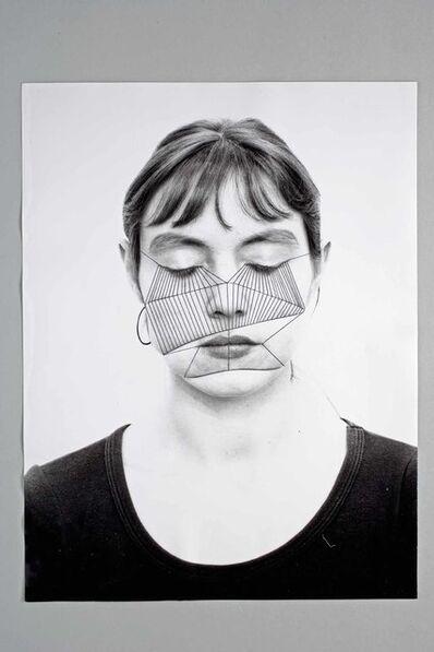 Annegret Soltau, 'Selbst 16', 1975-1976