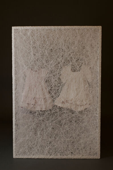 Chiharu Shiota, 'State of Being (Children Dresses)', 2019