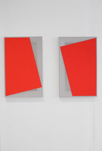 Disa Rytt, 'Affective Geometry I', 2021