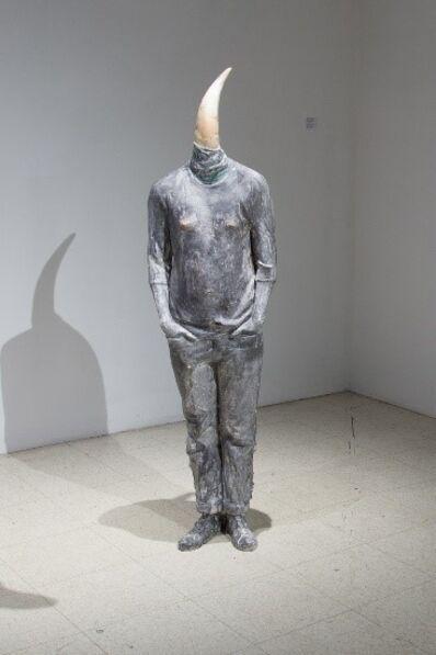 Jean-Robert Drouillard, 'Mon mammifère préféré (une corne de bovin)', 2017-2018