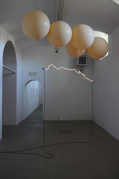 Sam Falls, 'Untitled (George)', 2014