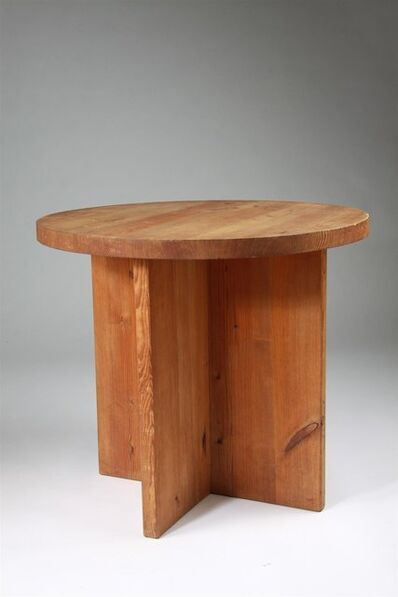 Axel Einar Hjorth, 'Occasional table', 1930's