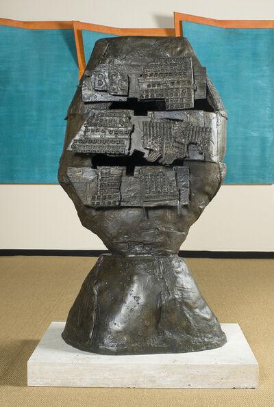 Eduardo Paolozzi, 'Untitled Head', 1957-1958
