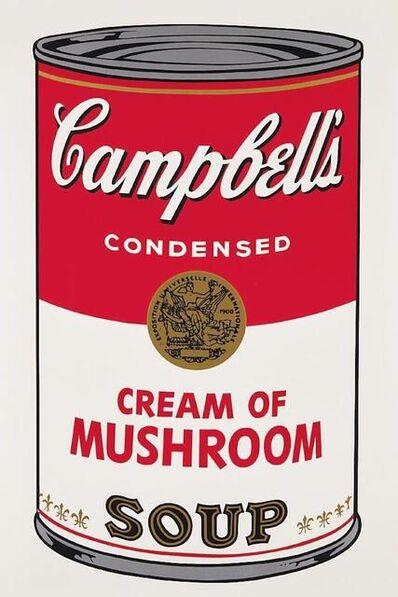 Andy Warhol, 'Cream of Mushroom Campbells Soup II.53', 1968