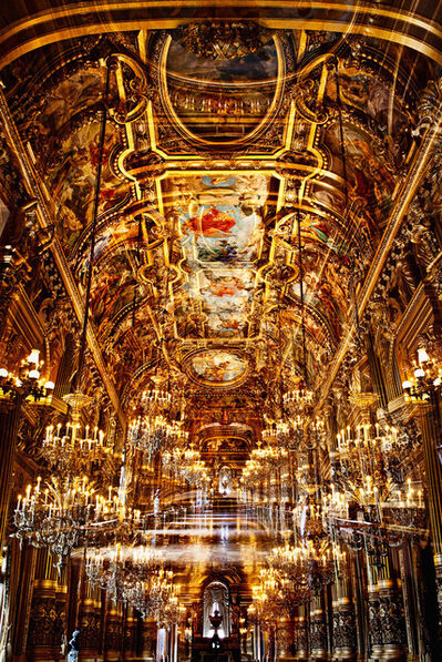 Nicolas Ruel, 'Le Grand Foyer (Paris, France)', 2012