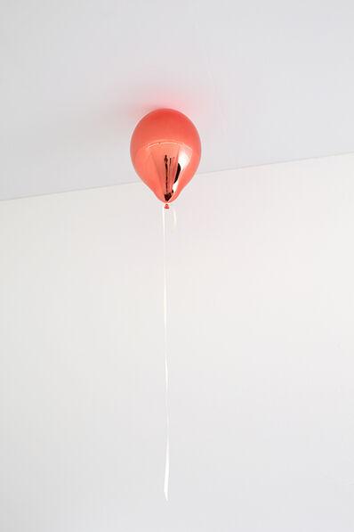 Jeppe Hein, 'Red Balloon (medium)', 2017