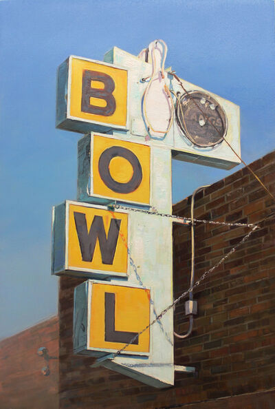 Jason Kowalski, 'Local Lanes', 2017