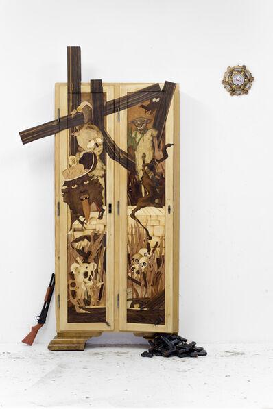 sebastian neeb, 'Toy cupboard', 2009-2012