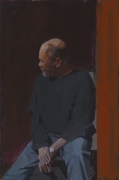 Dean Mitchell, 'Bob Ragland', 2018
