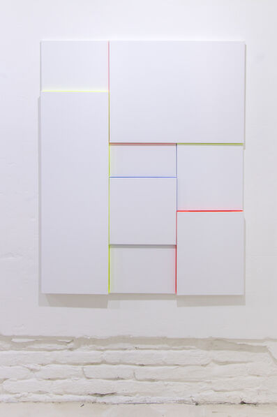 Patric Sandri, 'Untitled (to P.M.)', 2016