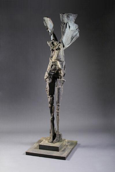 Stephen De Staebler, 'Winged Figure Ascending', 2010