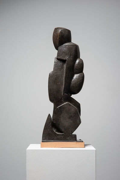 Philippe Anthonioz, 'F059 Sculpture en bronze / Bronze Sculpture ', XXIe