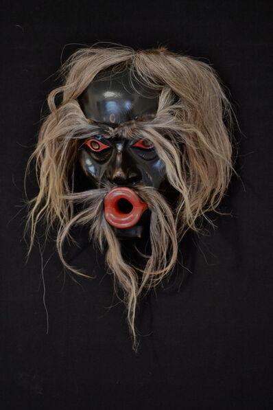 Beau Dick, 'Tsonoqua Copper Chief Mask', 2013
