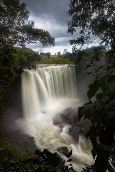 """Araquém Alcântara, '""""Cachoeira da Fumaça"""" Jalapão, TO', 2013"""