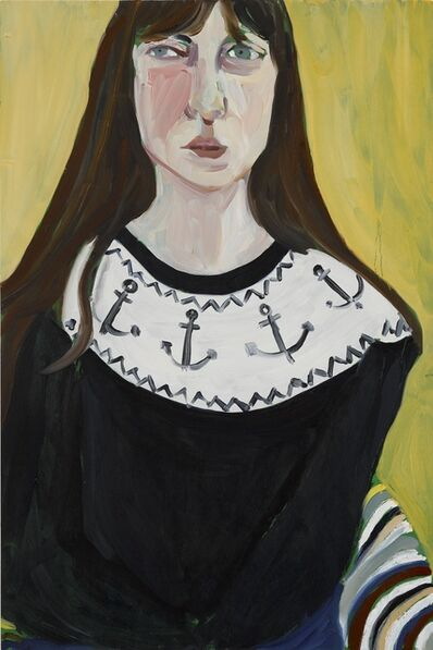 Chantal Joffe, 'Ishbel II', 2018