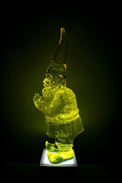 Sam Tufnell, 'Mini Ghost Gnome (Yellow)', 2019
