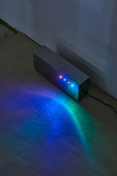 Tomas Dauksa, '4 lights', 2017