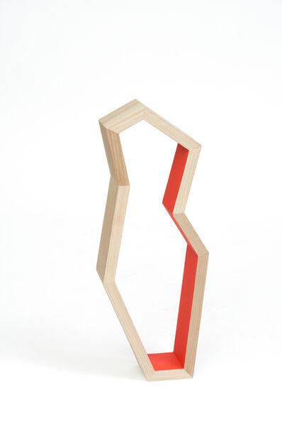 Almond Zigmund, 'Untitled (contrapposto pose)', 2020