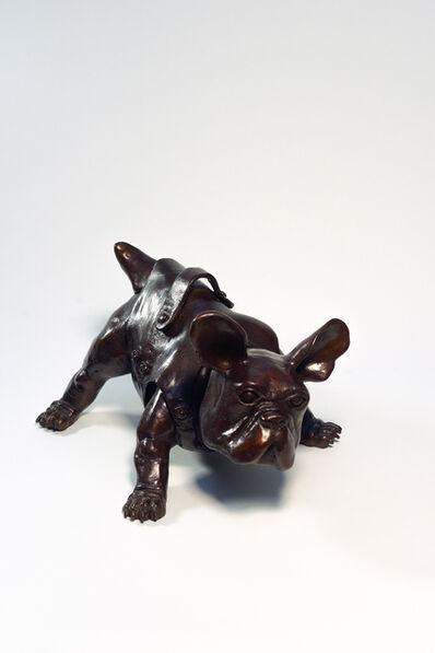 Jean-Michel Pradel-Fraysse, 'Baby Bull français', 2020