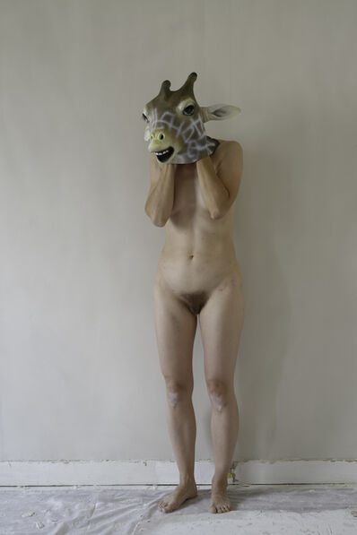 Elina Brotherus, 'Giraffe', 2014