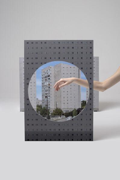 Balázs Csizik, 'Urban Relations No. 9', 2019