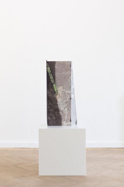Letha Wilson, 'Joshua Tree Granite Pierced Steel', 2019