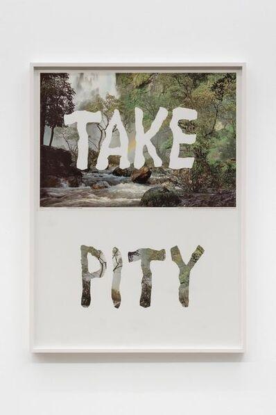 Mitchell Syrop, 'Take Pity', 1998