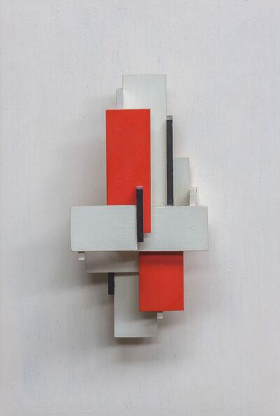 Joost Baljeu, 'Synthetische Konstruktie, W. 13', 1964