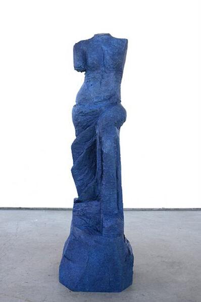 Jim Dine, 'Roman Red Venus (the Blue Patina)', 2007