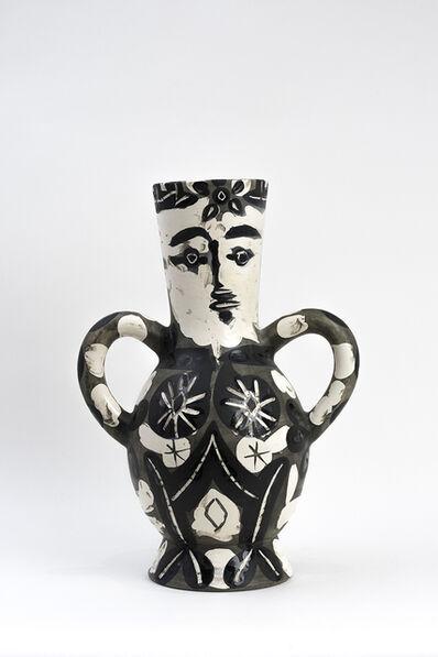 Pablo Picasso, 'Vase with Two High Handles (Vase Deux Anses Hautes)', 1952