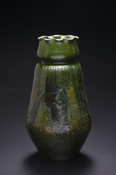 Thorvald Bindesbøll, 'Aquatic Vase', 1895