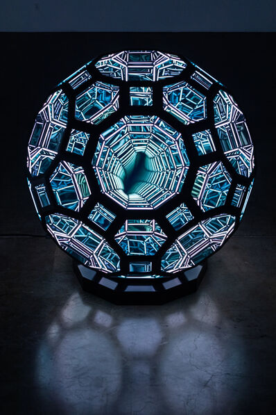 Anthony James, 'Great Rhombicosidodecahedron ', 2020
