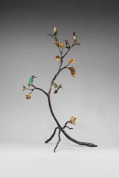 Bryce Pettit, 'Hummingbirds (freestanding)', 2020