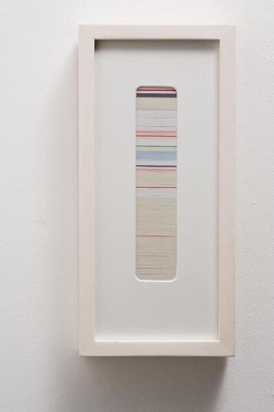 Kate Carr, 'Thread Drawing 2', 2009