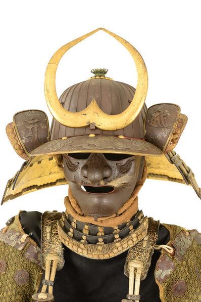 Katchu Shi, 'Armor of a Samurai Warrior', ca. 1760