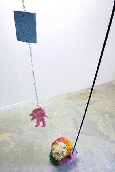 Yoan Sorin, 'L'homme oiseau, 2019', 2019