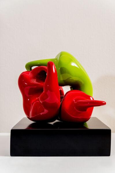 Jan Kirsh, 'Companionable Chiles', 2015