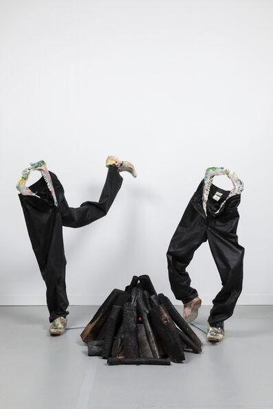 Kris Lemsalu, 'Baubo Dance', 2017-2018