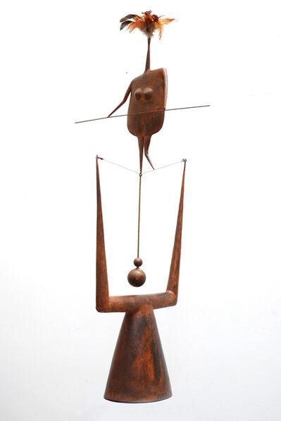 Philippe Hiquily, 'LA FUNAMBULEUSE', 1981