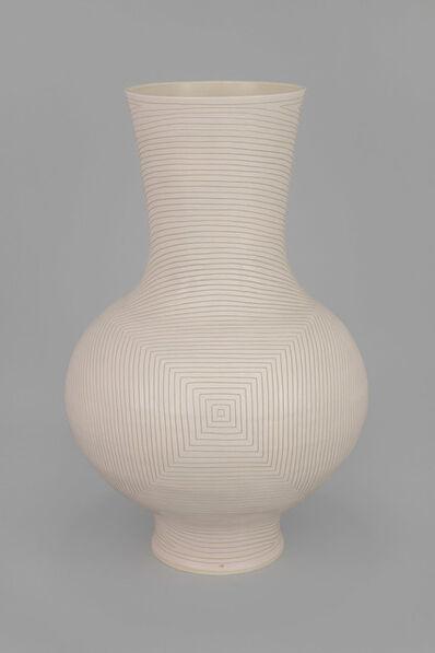 Shio Kusaka, '(square 35)', 2018