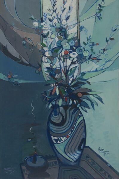 Abdulhalim Radwi, 'Flowers 1', 1991