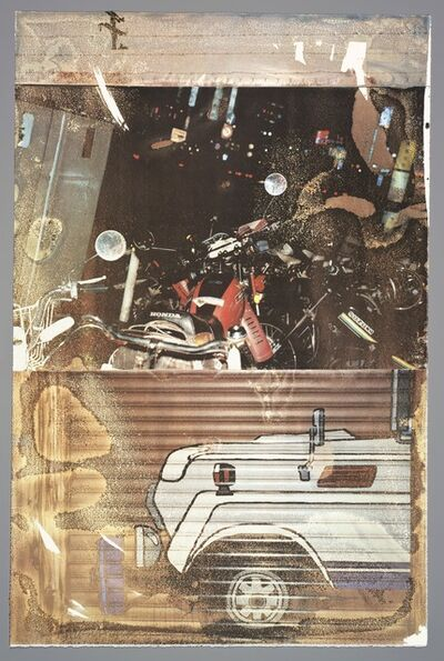 Robert Rauschenberg, 'Technology (Tribute 21)', 1994
